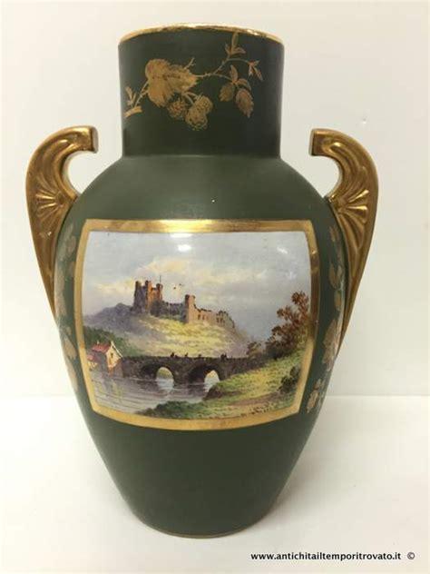 antico vaso a due anse antiquariato e restauro di mobili d epoca e antichi a cagliari