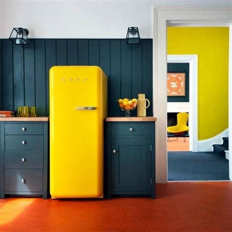 colorful kitchen appliances 25 colorful fridge ideas modern kitchen appliances in