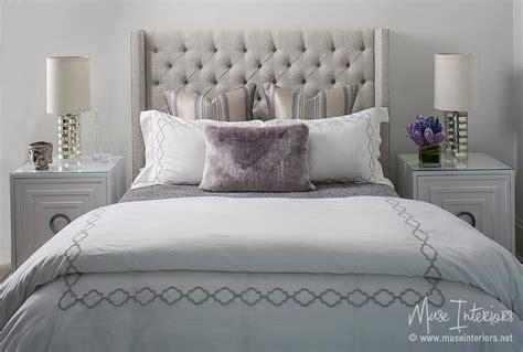 trellis headboard gray trellis headboard contemporary bedroom sally