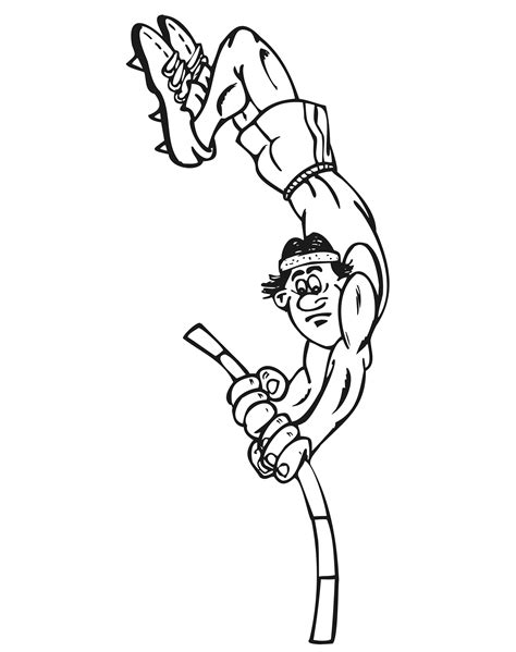 Pole Bending Horses Coloring Pages Coloring Pages Coloring Pages Pole