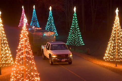 In Lights Callaway Gardens by Top 5 Places To See Lights In Atlanta Atl List