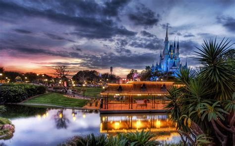 Disney Wallpaper Orlando | walt disney desktop wallpapers wallpaper cave