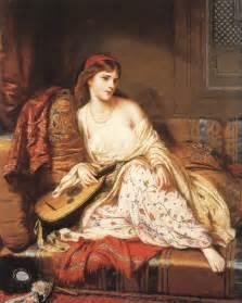Ottoman Empire Harem Ottoman Concubines