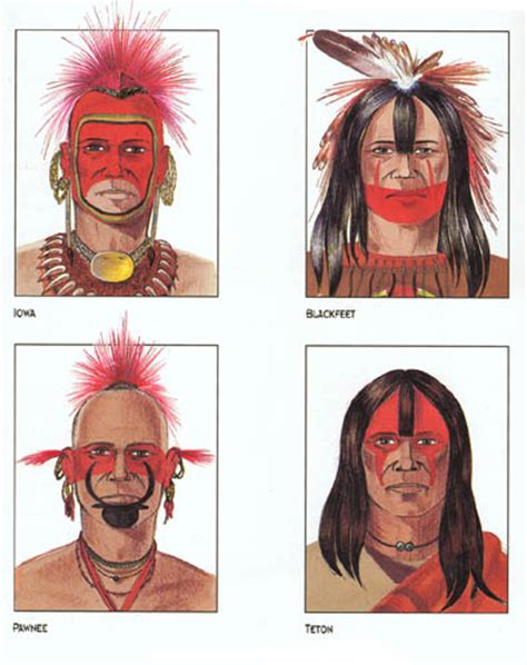 sioux war paint ser mehran s disraeli war paint sioux and americans