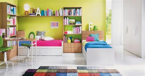 habitaciones juveniles con dos camas decoraci 243 n para dormitorios para compartir inmobiliaria