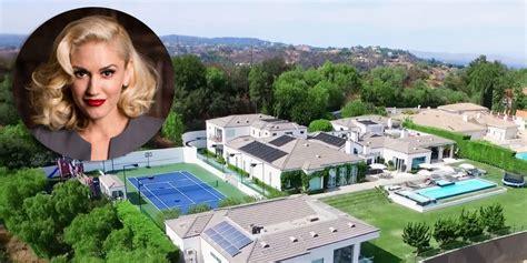 gwen stefani house gwen stefani and gavin rossdale s beverly hills mansion for sale gwen stefani divorce