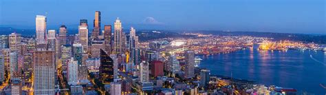Washington State Executive Mba by Choose The State Of Washington For Your Next Investment Or