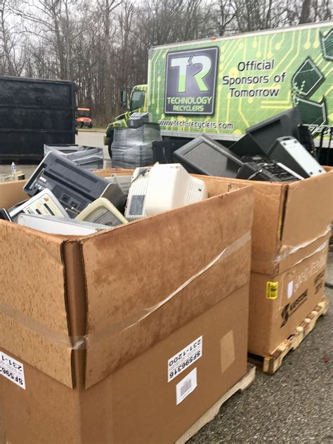 city recycling day accepted items fishers  official