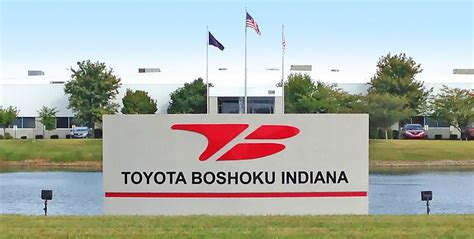 Toyota Boshoku Princeton In Contact Us Toyota Boshoku Indiana
