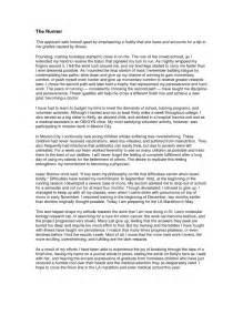 Admissions Essay Sample Sample Admission Essays
