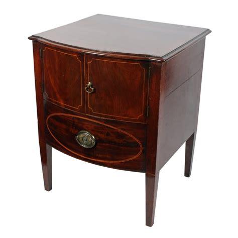 bedside cabinets antique bedside cabinet georgian mahogany bedside cabinet