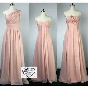 blush colored bridesmaid dress etsy your place to buy and sell all things handmade