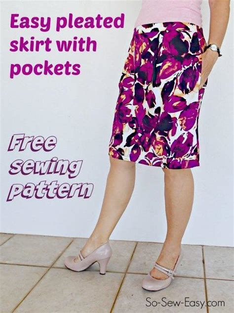 pattern for a simple skirt 10 free skirt sewing patterns multiple sizes available