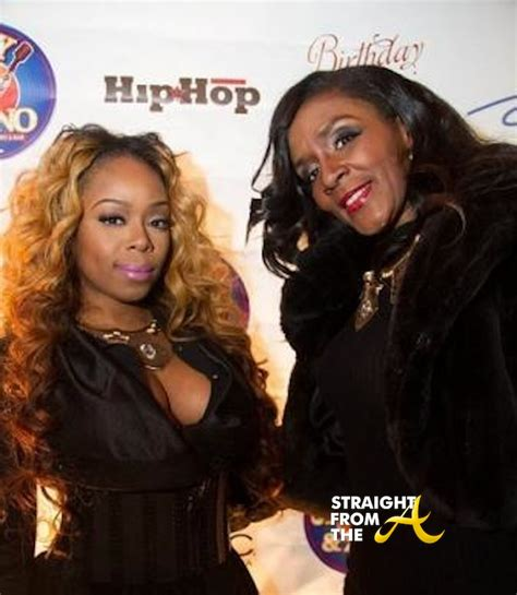 momma dee love and hip hop hairstyles shay love and hip hop atlanta shay johnson hairstyles
