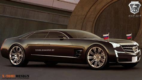 where are cadillacs made what if gaz made cadillacs for putin autoevolution