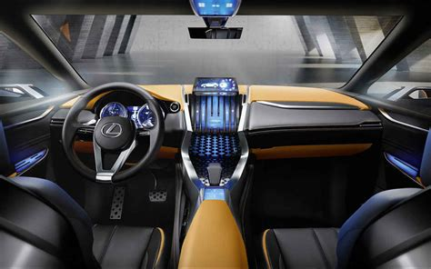 lexus nx f sport interior 2018 lexus nx f sport changes redesign and release date