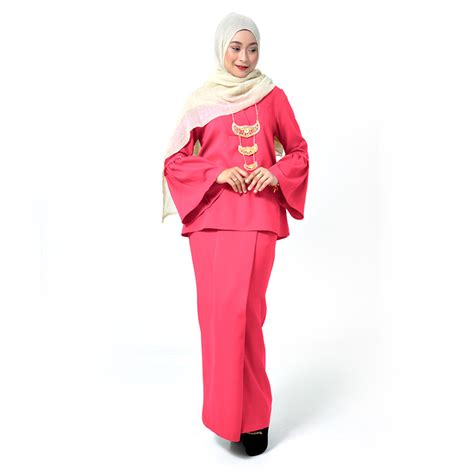 Caq Sisi Top Songket Blouse kristy baju kurung modern malaysia best shopping