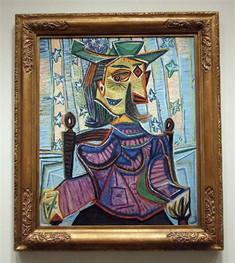dora maar in an armchair ipernity dora maar in an armchair by picasso in the