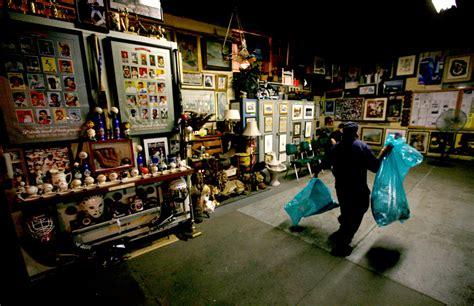 york sanitation dept garage  art gallery