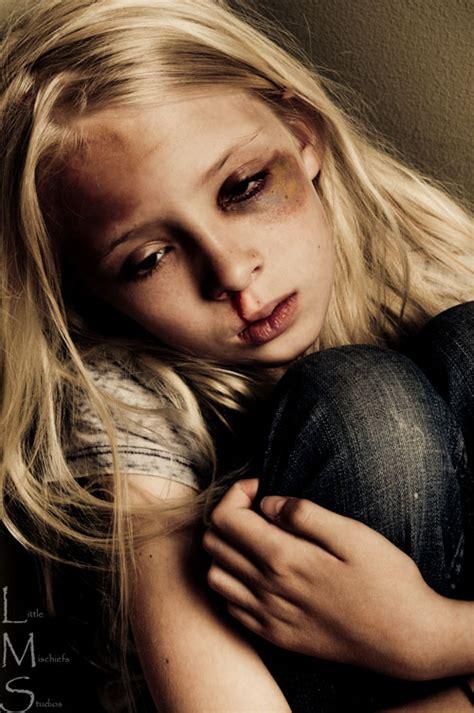 little girls abused children little mischiefs studios stop child abuse