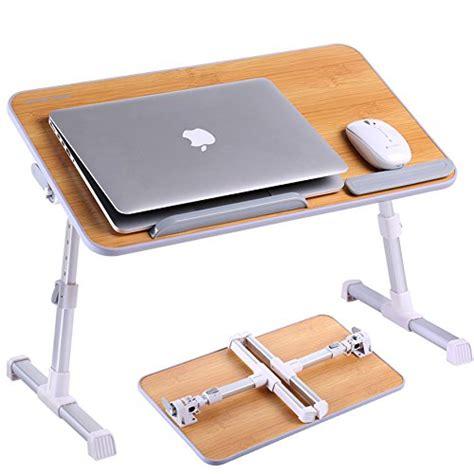 Stand Up Reading Desk by Adjustable Laptop Desk Superjare Portable Standing Desk