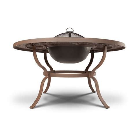 Outdoor Wood Burning Pit Tables florence outdoor wood burning pit table 920 cbr