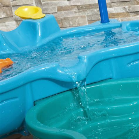 water table for 5 year spill splash seaway water table sand water play