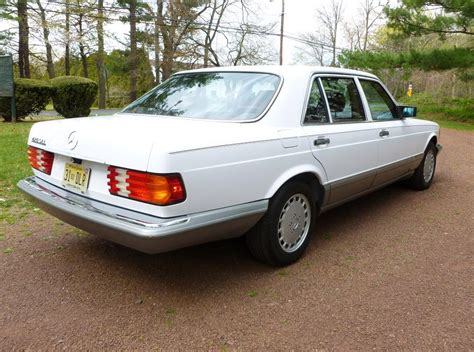 1986 Mercedes 420sel by 1986 Mercedes 420sel German Cars For Sale