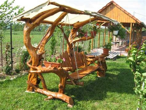 rustic garden swing amazing rustic swing 8 home design garden