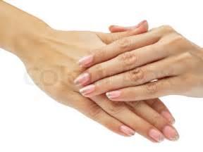 Colour Box Nail with nail manicure stock photo colourbox