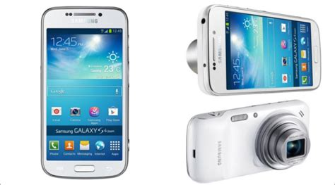 Samsung Galaxy Smartphone Kamera 16mp samsung akhirnya rilis galaxy s4 zoom dengan kamera 16mp kabar berita artikel gossip