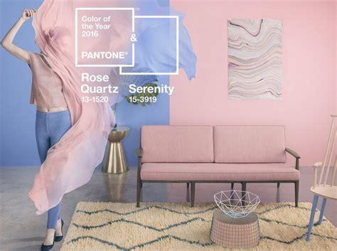 wohnung rosa mit trendfarben 2016 wohnen und stylen babyblau rosa