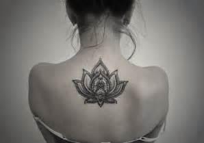 Lotus Flower Back What Is The Best Ink For Tribal Skull Finger