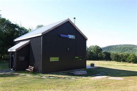 century barn revamped   energy efficient rustic