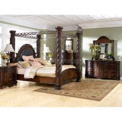 canopy bedroom set north shore canopy bedroom set millennium furniture cart