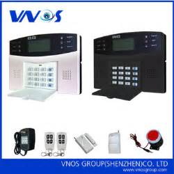 buy gsm system alarm gb12663 2001 national standard one