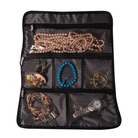 how to make a jewelry roll travel jewelry roll in travel toiletry organizers