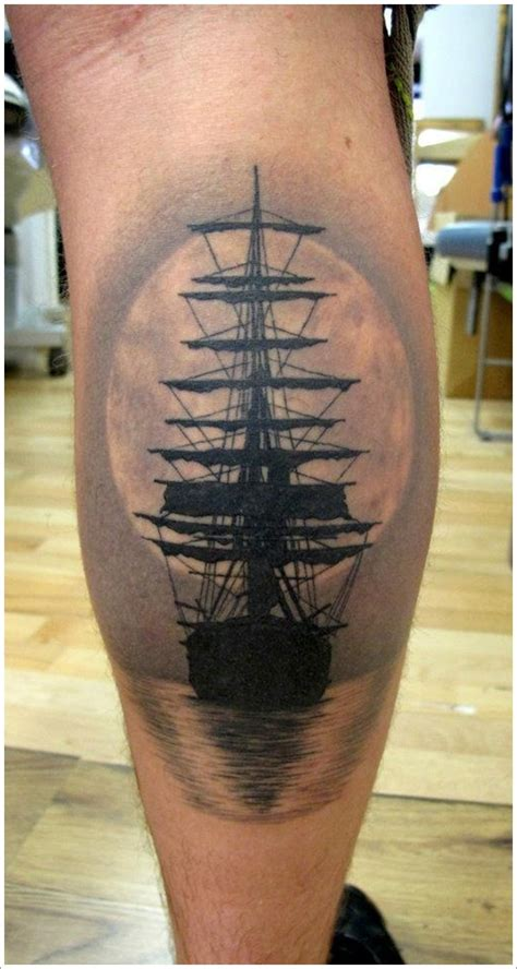 unique nautical tattoo designs for you 14