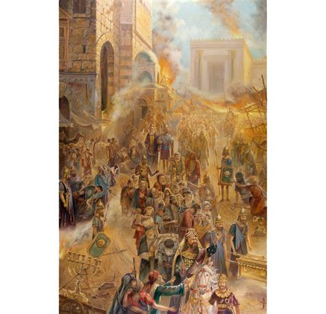 biography exle artist the exodus and the babylonian exile of israel alex levin