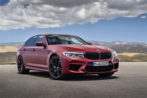 New Bmw 2018 M5 by 2018 Bmw M5 Unveiled With 600 Ps Awd And Rwd Autoevolution