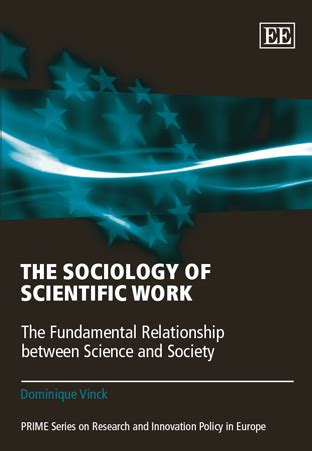the elgar companion to innovation and knowledge creation books figures and tables the sociology of scientific work the