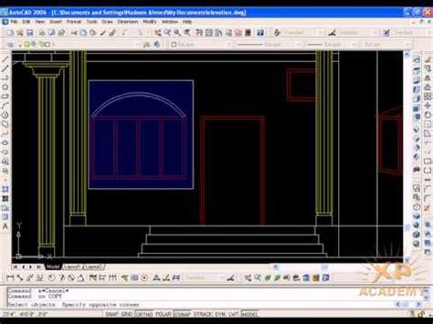 autocad tutorial urdu free download how to making elevation in autocad in urdu tutorials part