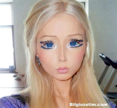 model girl looks illegal valeria lukyanova kimdir russian model looks just like