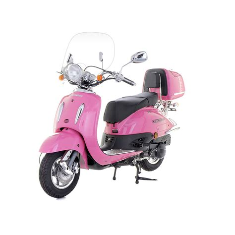 125er Motorrad Pink by 125cc Scooter 125 Direct Bikes Scooters Pink