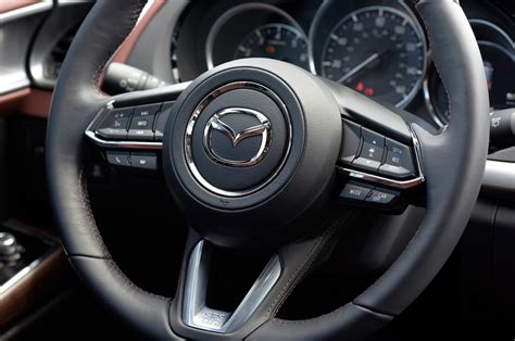 mazda steering wheel mazda cx 9 review and rating motor trend