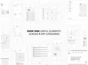 wireframe illustrator template 20 templates for creating high fidelity wireframes idevie