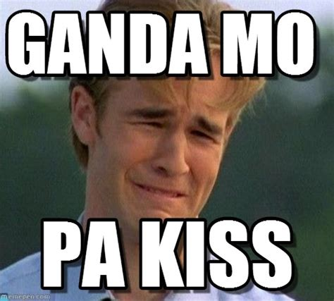 Ganda Mo Meme - ganda mo 1990s first world problems meme on memegen
