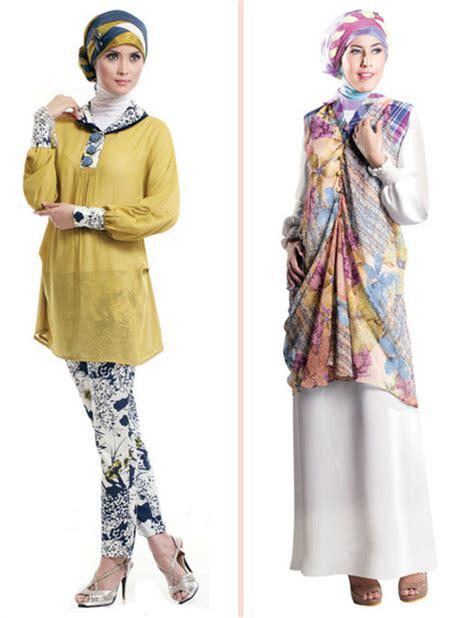 Mode Busana Muslim Terbaru 22 trend fashion busana muslim wanita terbaru 2016 naranua