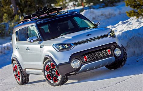 Is The Kia Soul Awd Kia Trail Ster Concept Awd Soul With Turbo E Motor