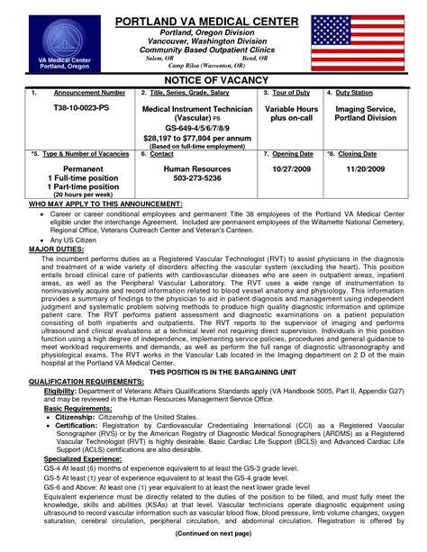 Resume Templates For Veterans by Veteran Resume Exles Free Resumes Tips
